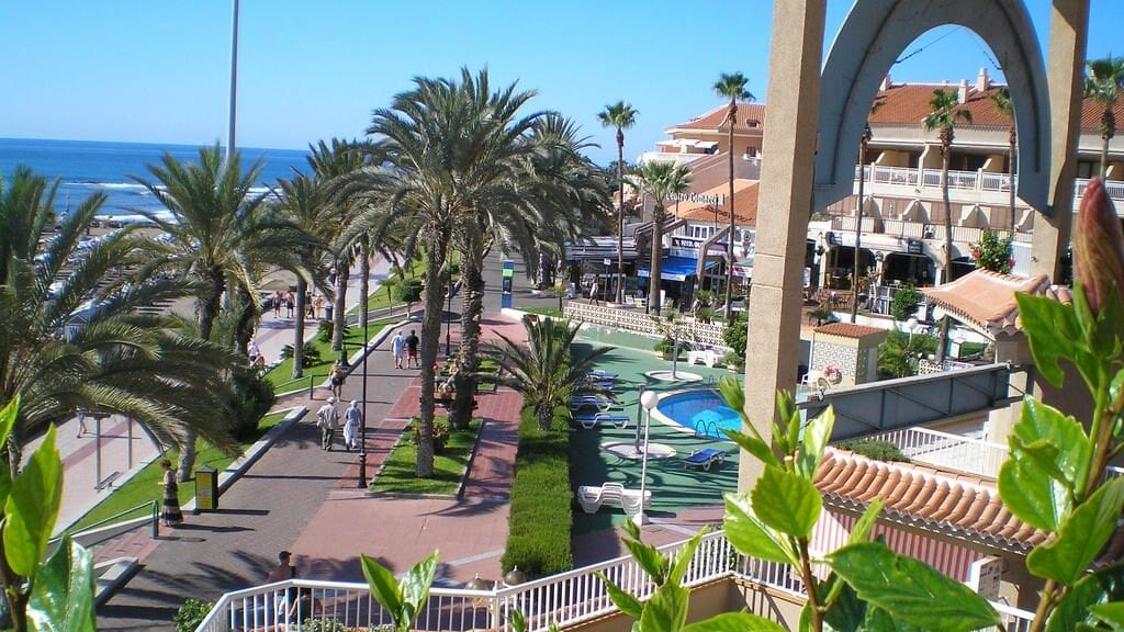 Appartementen Vista Sur op Tenerife