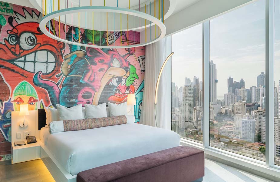 Hotel W Panama