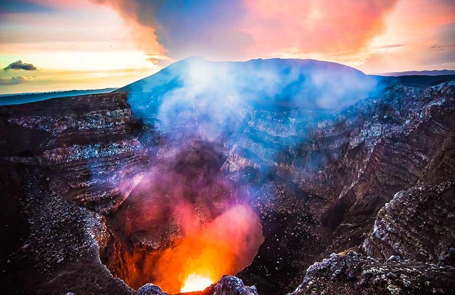 vulkaan Masaya