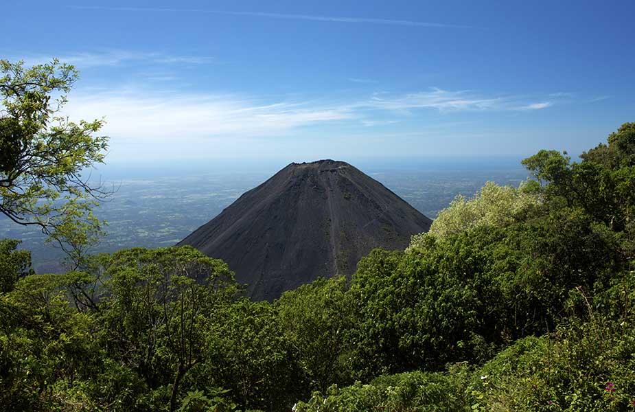 Izalco vulkaan