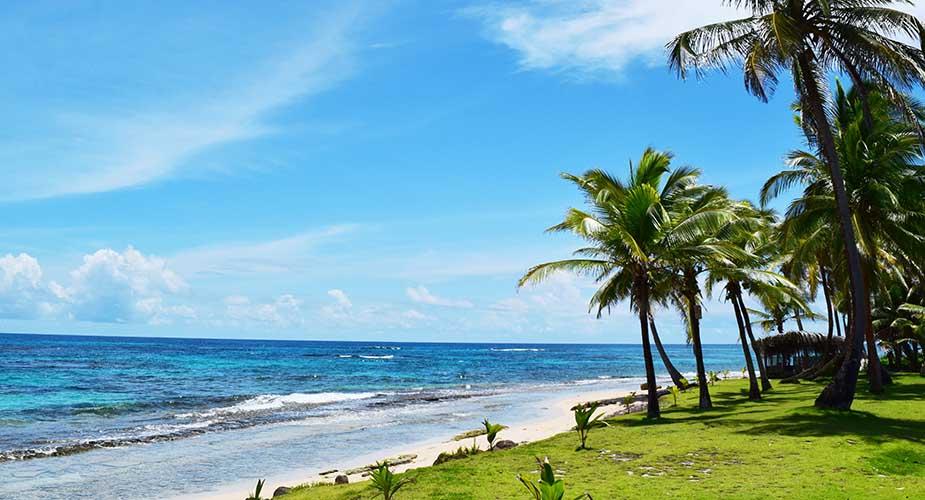 de mooiste stranden in Centraal-Amerika bij Corn Islands