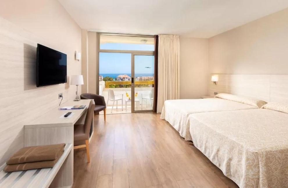 Interieur kamer Hotel Best Tenerife