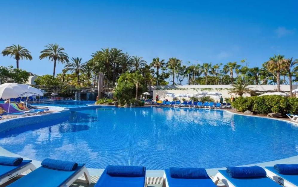 Zwembad van Hotel Best Tenerife