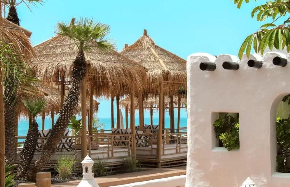 Dakterras Hotel Jardin Tropical Costa Adeje Tenerife