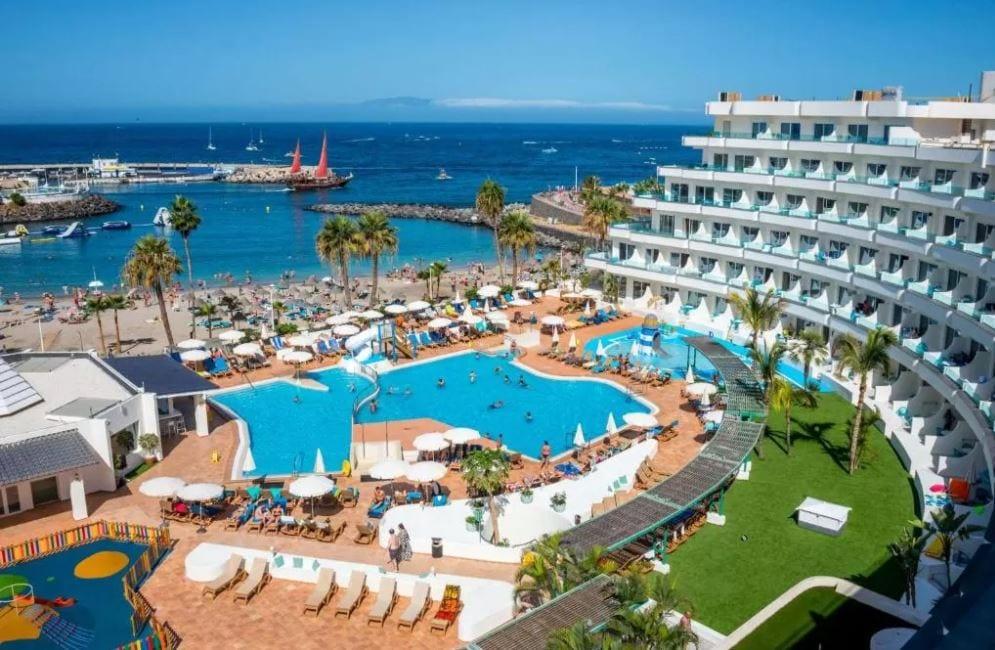 Zwembad van La Pinta op Tenerife