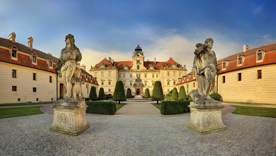 Valtice Tsjechië