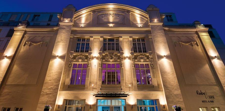 Hotel Ruby Sofie in Wenen