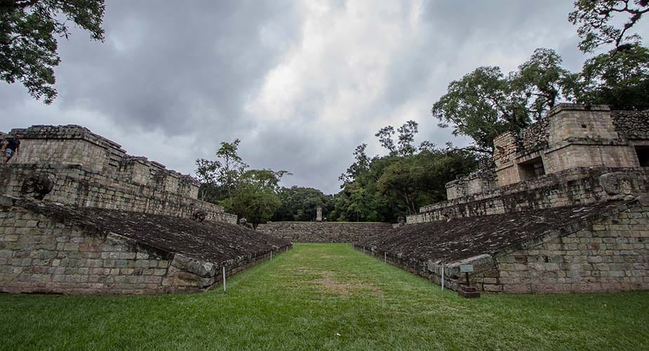 maya ruïnes copan honduras
