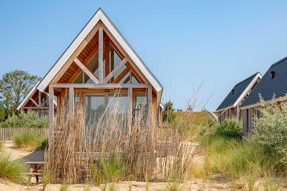 Roompot Beach Resort Nieuwvliet-Bad - Beach House vakantie aan de nederlandse kust