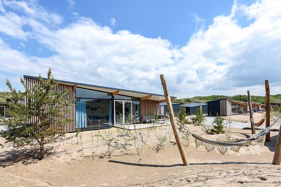 vakantie aan de nederlandse kust bij Roompot Qurios Bloemendaal aan Zee