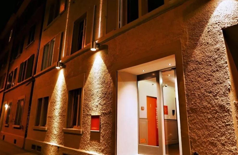 Het Easy Zurich City Centre hotel