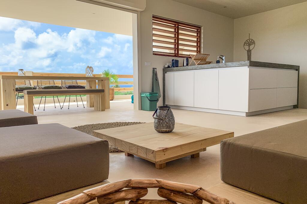 Kamer van Isla Penthouse op Bonaire