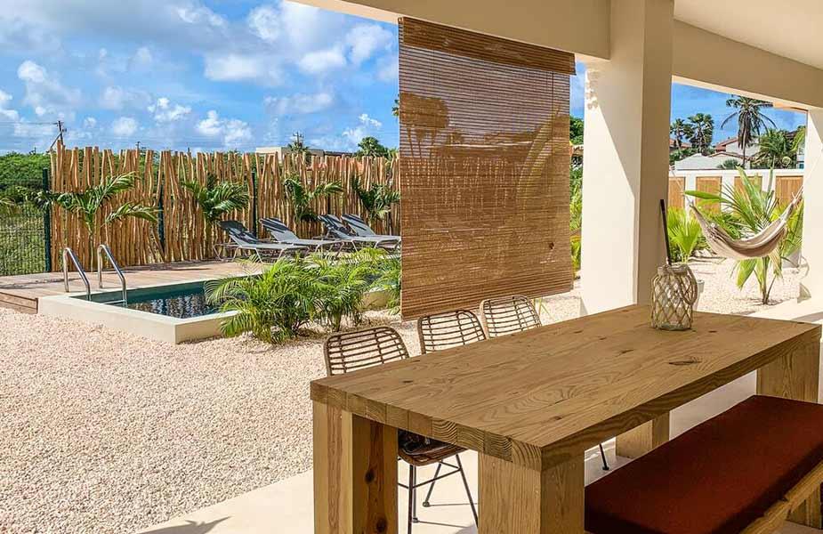 Isla Penthouse en Garden terras Bonaire