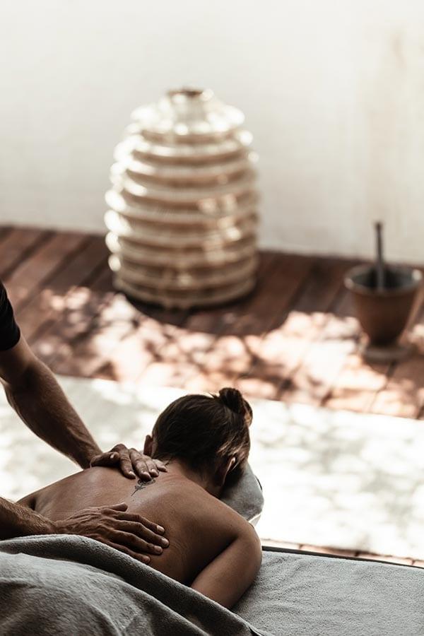 Welness en massage