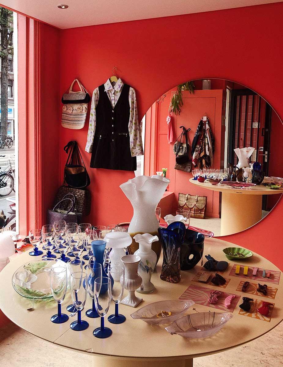 Vintage winkels amsterdam west revuese