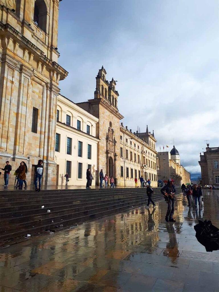 Kathedraal van Bogota