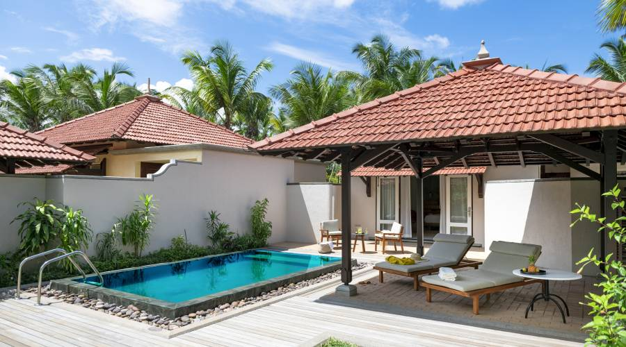 Verblijf op het luxe resort van Club Med op de Seychellen