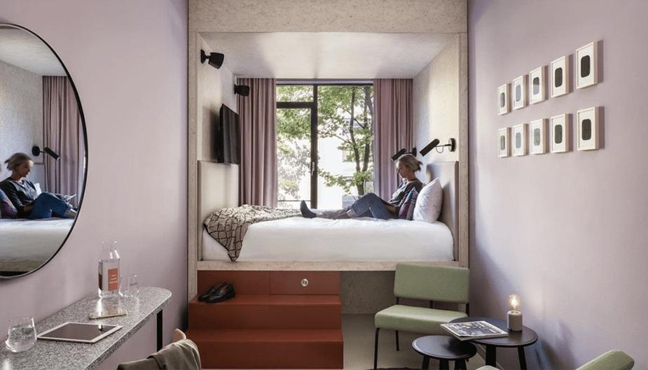 rotterdam hotel pinksterweekend