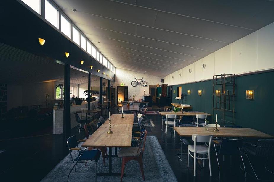 Nature Shelter Hotel zuid zweden