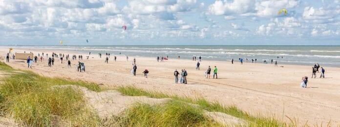 de Boskalis Beach Cleanup Tour 2021