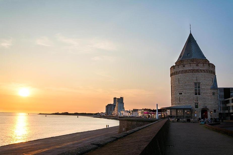 De Gevangentoren Suite bijzondere hotels nederland