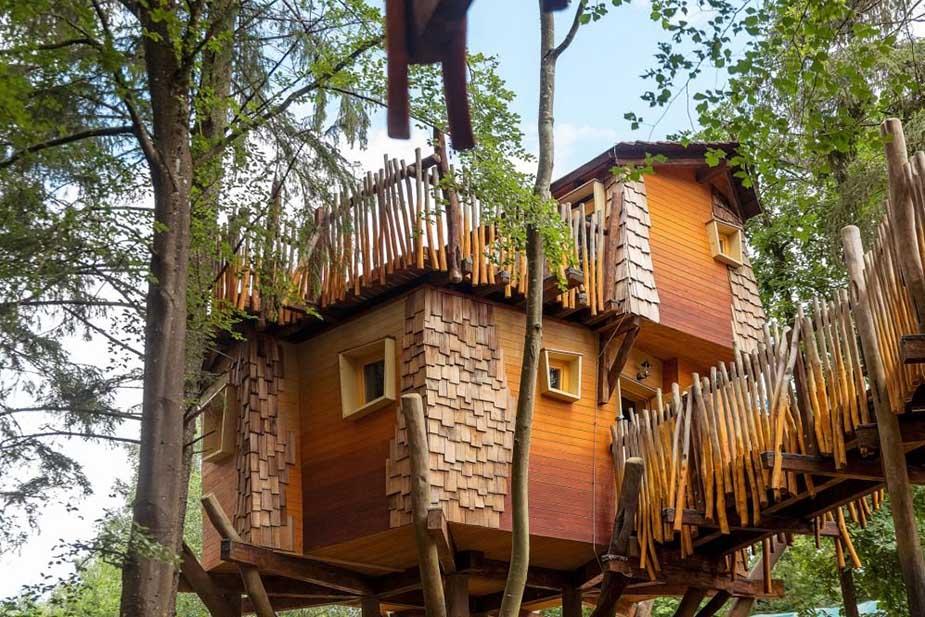 Escher Bamhaiser bijzondere overnachting in Luxemburg
