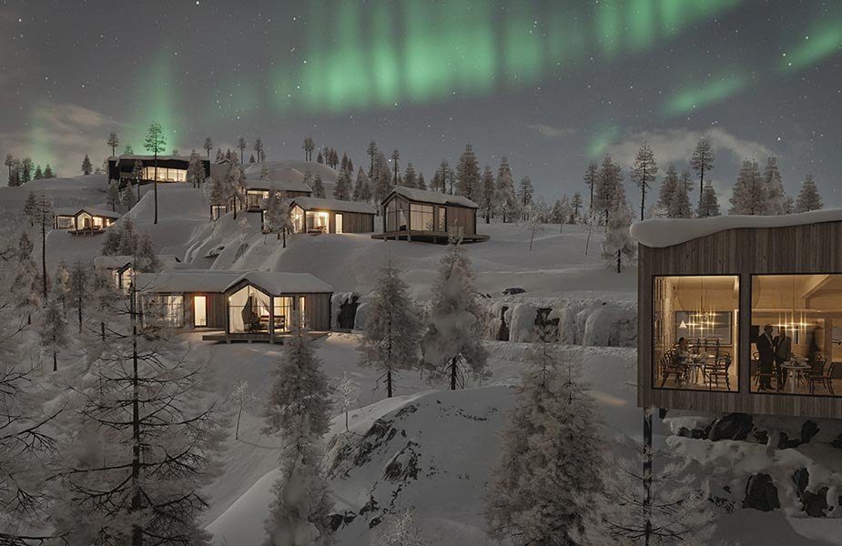 Lapland View Lodge in Lapland