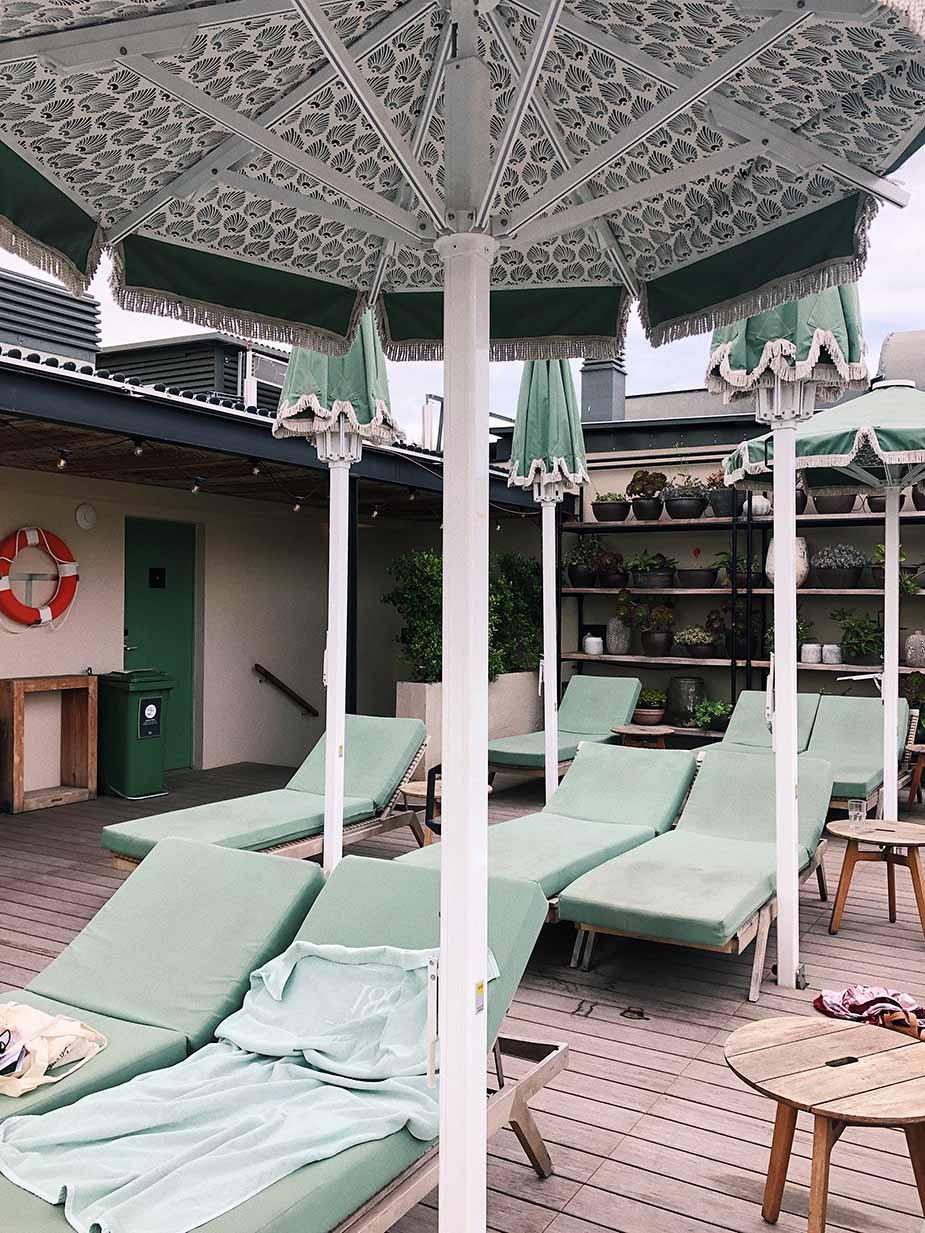 dakterras hotel 1882 barcelona